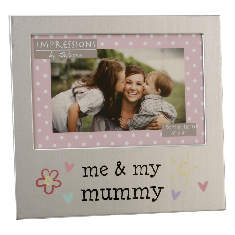 "Me & My Mummy 6"" x 4"" Photo Frame"