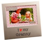"I Love My Granny 6"" x 4"" Photo Frame"