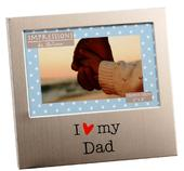 "I Love My Dad 6"" x 4"" Photo Frame"