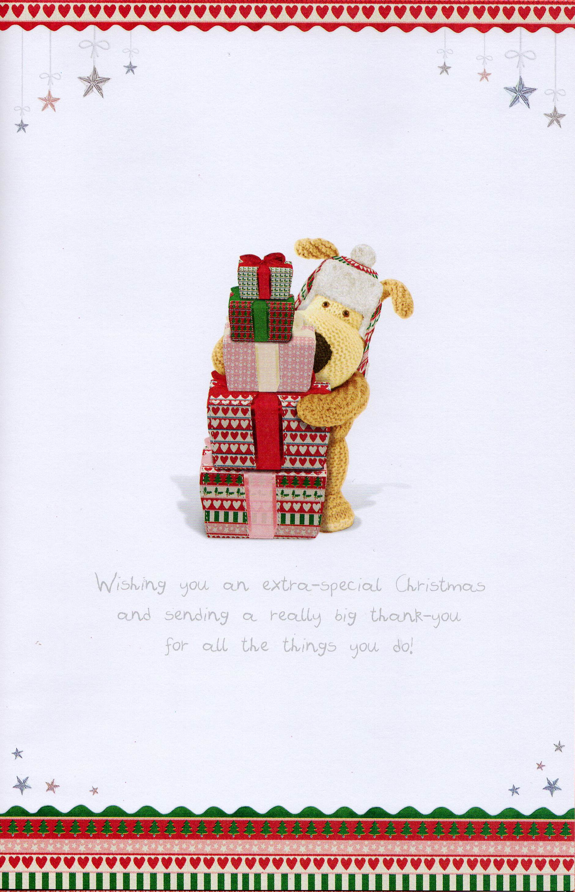Boofle for a lovely mum at christmas card lovely xmas greeting cards sentinel boofle for a lovely mum at christmas card lovely xmas greeting cards m4hsunfo