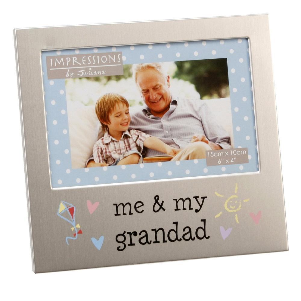 "Me & My Grandad 6"" x 4"" Photo Frame"