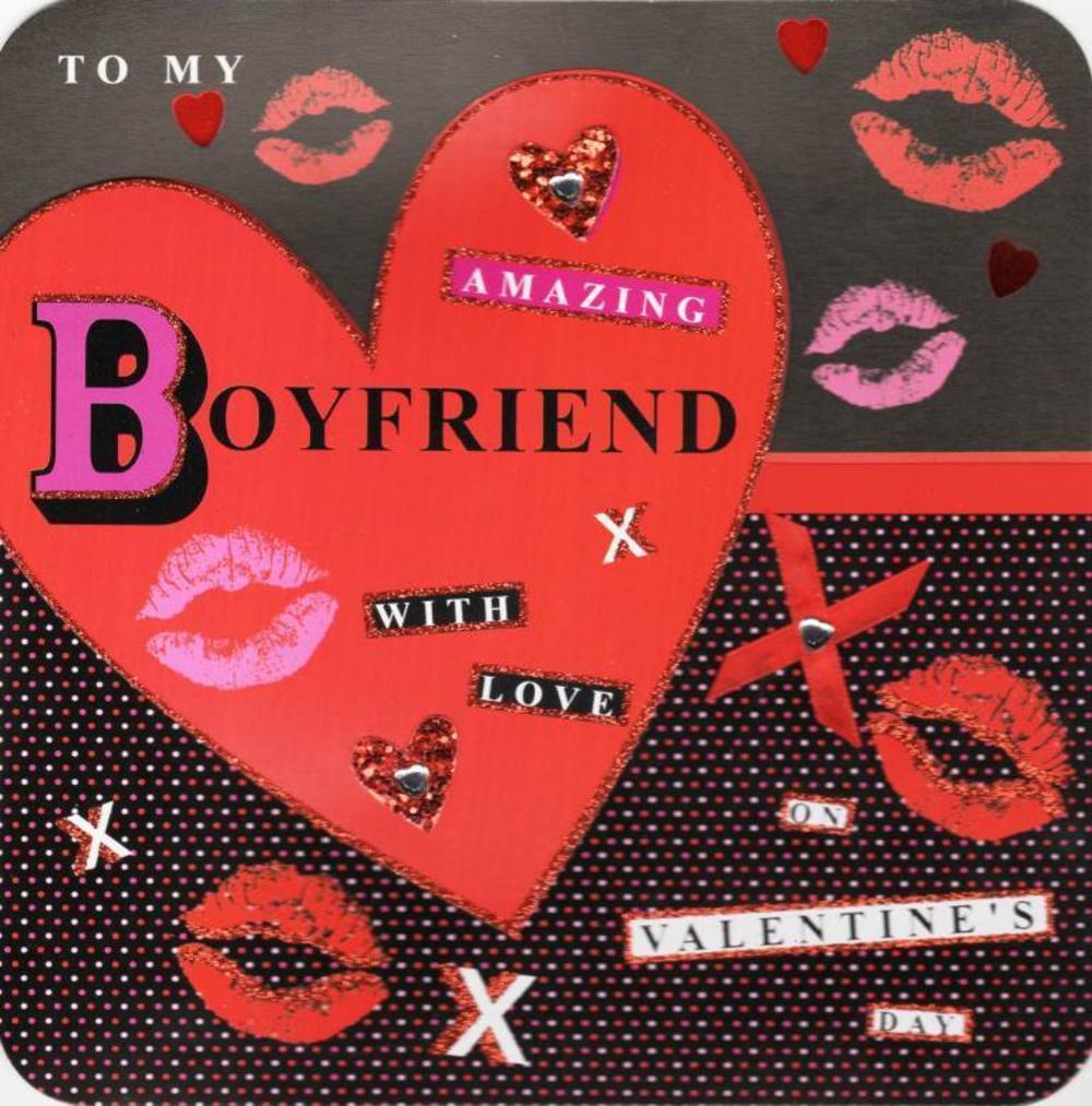 Amazing Boyfriend Valentine's Day
