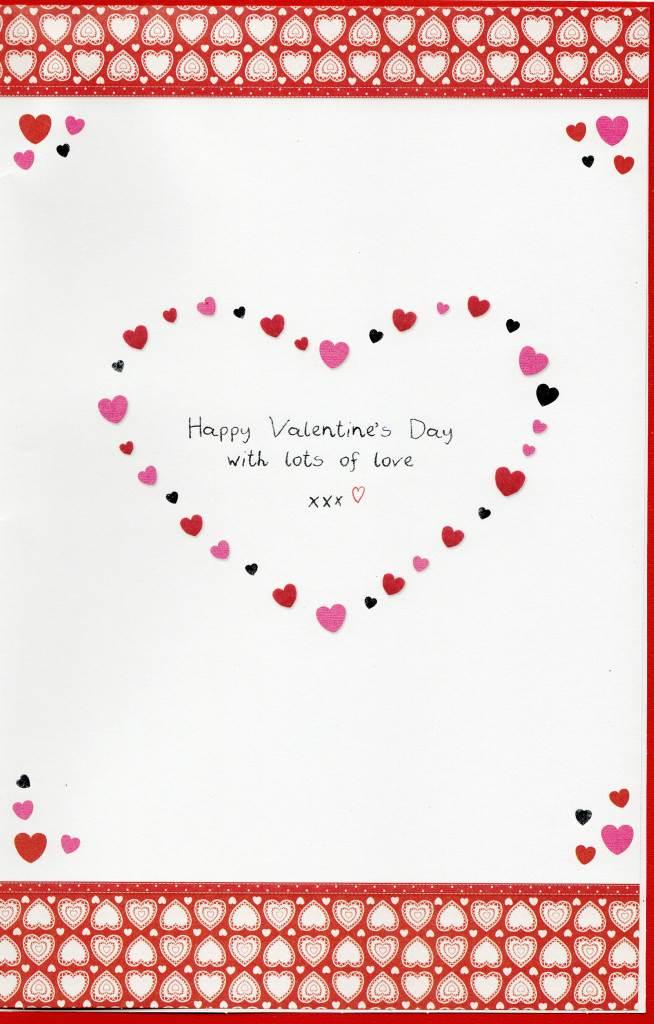 To My Gorgeous Boyfriend Boofle Valentines Day Card Valentines