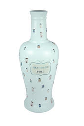 Bottled Dreams New Home Fund Bottle Shaped Money Pot