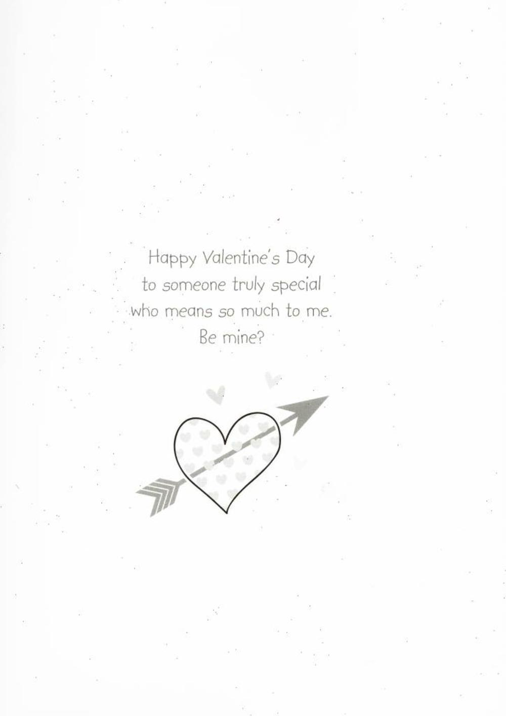Large To Someone Special Valentines Day Card  Cards  Love Kates