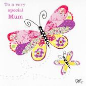 Kirstie Allsopp Very Special Mum Mother's Day Greeting Card