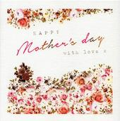 Stephanie Rose Happy Mother's Day With Love Greeting Card