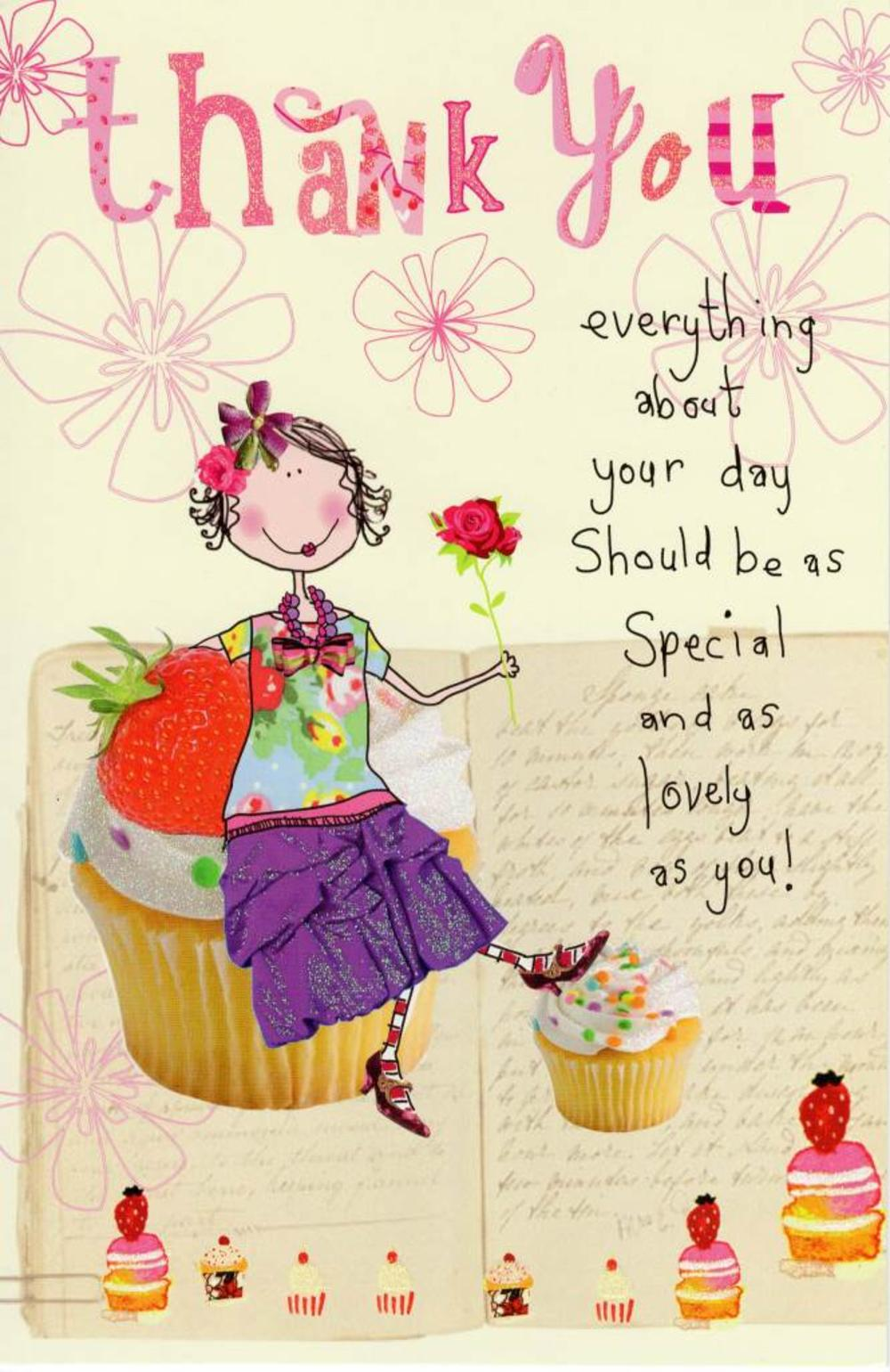 Thank You On Mother's Day Ruby Slippers Card