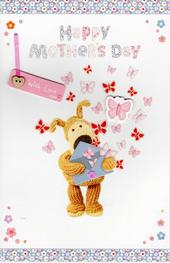 Boofle Pretty Butterflies Happy Mother's Day Greeting Card