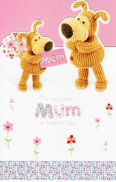Boofle To My Lovely Mum Happy Mother's Day Greeting Card
