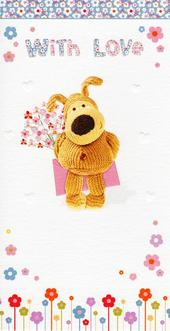 Boofle With Love From Me To You Happy Mother's Day Card