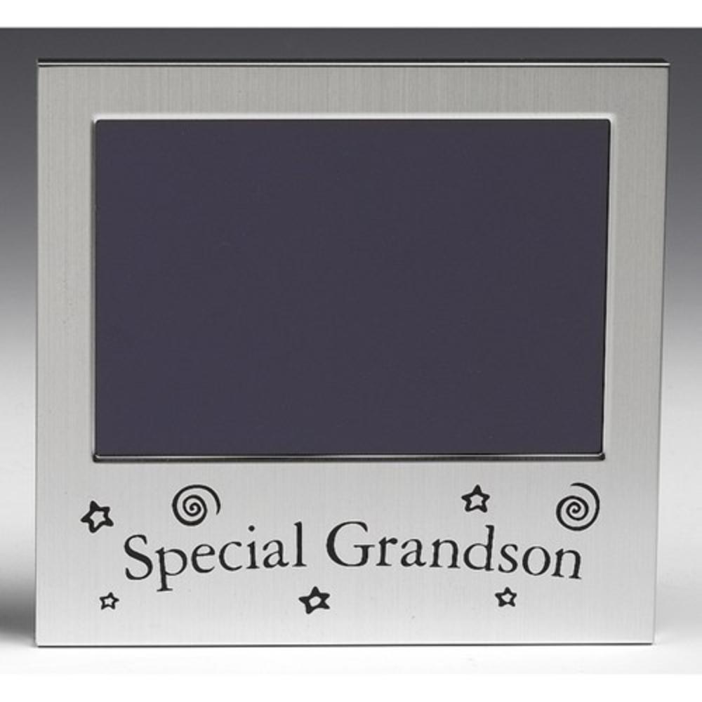 "Special Grandson 5"" x 3.5"" Photo Frame By Shudehill"