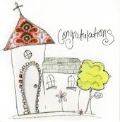 Congratulations Greeting Card By Tracey Russell