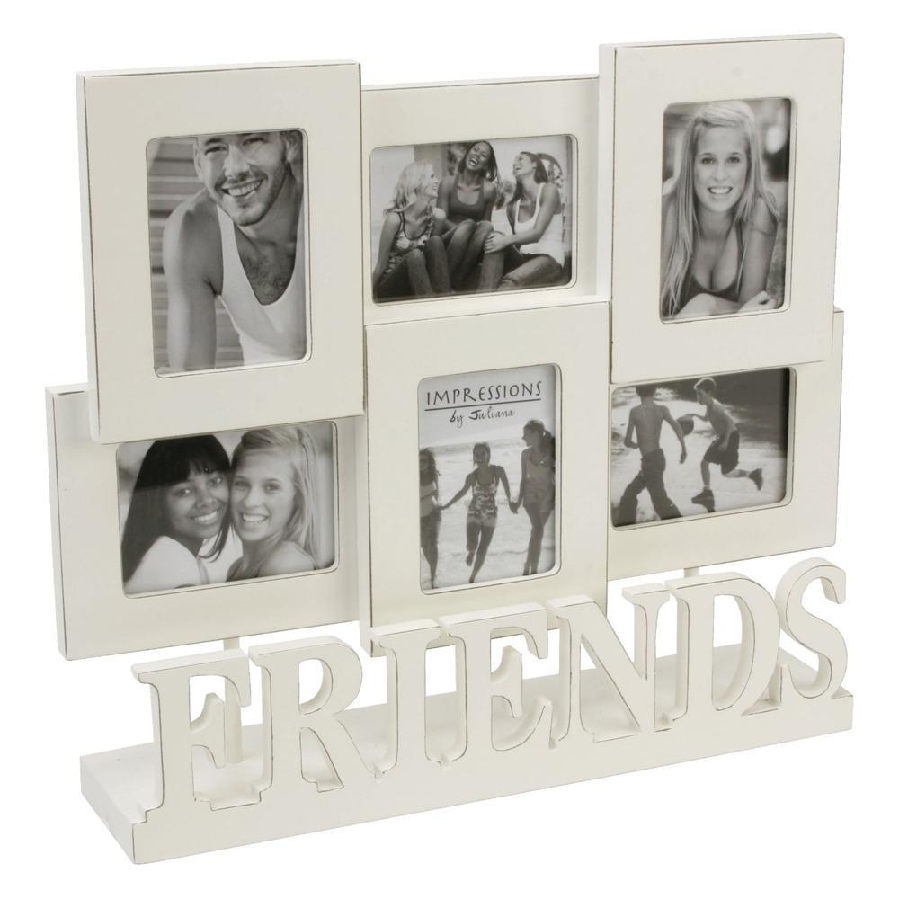 White Friends Photo Frame - Frame Design & Reviews ✓