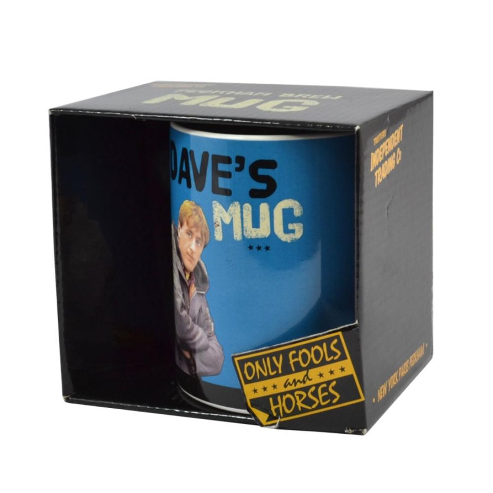 Only Fools and Horses Dave's Mug in Gift Box
