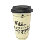 HRH Wake Up & Smell The Coffee Travel Mug