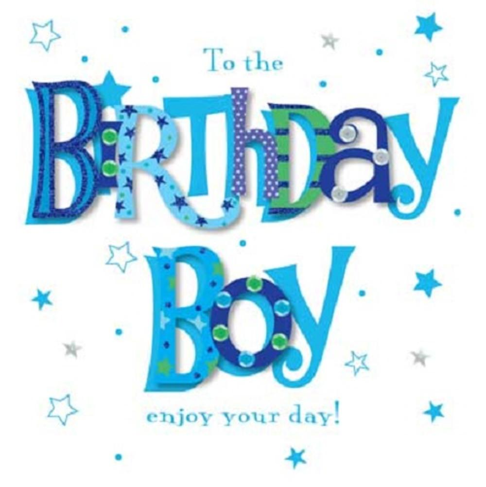 Birthday Boy Happy Birthday Greeting Card By Talking ...