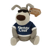 "Daddy Cool  Boofle Wearing Sunnies 8"" Sitting Plush"