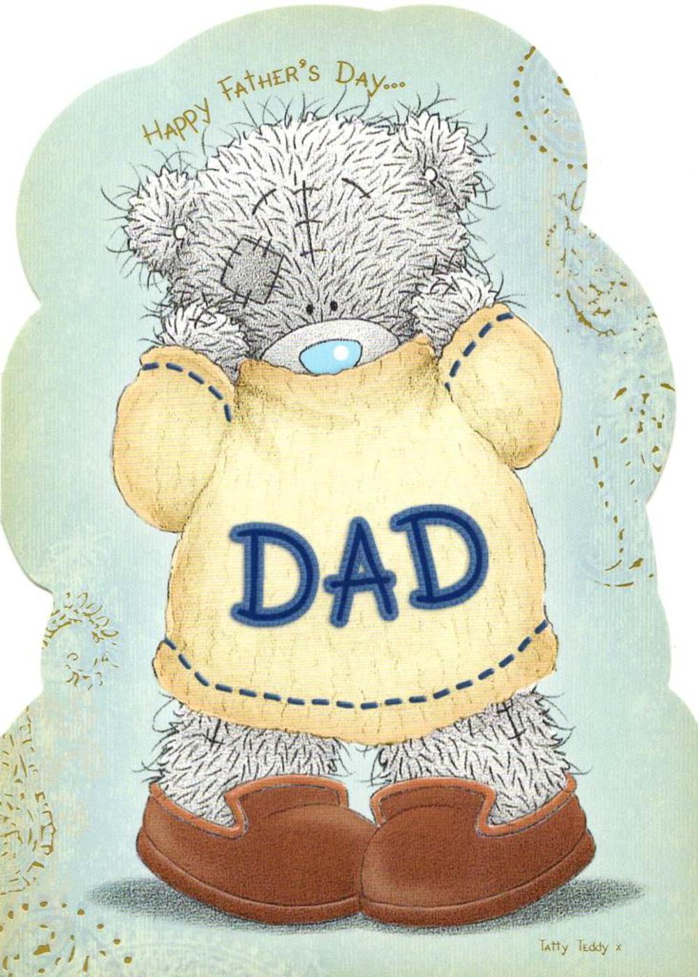 Me to you bear happy fathers day dad card cards love kates me to you bear happy fathers day dad card m4hsunfo