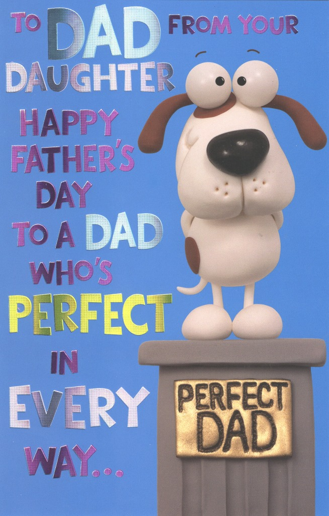 to dad from daughter happy father s day card cards love kates