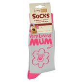 Lovely Boofle Mum Socks Size 4-7
