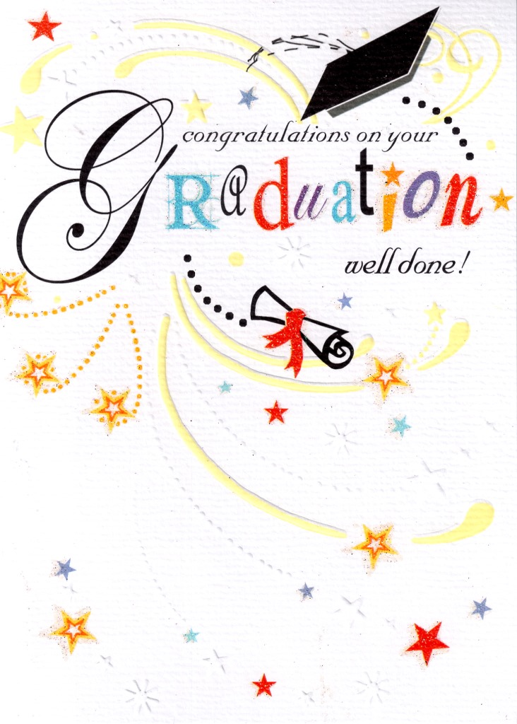 Congratulations On Your Graduation Card | Cards | Love Kates