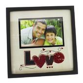 "Love 6"" x 4"" New View Photo Frame"
