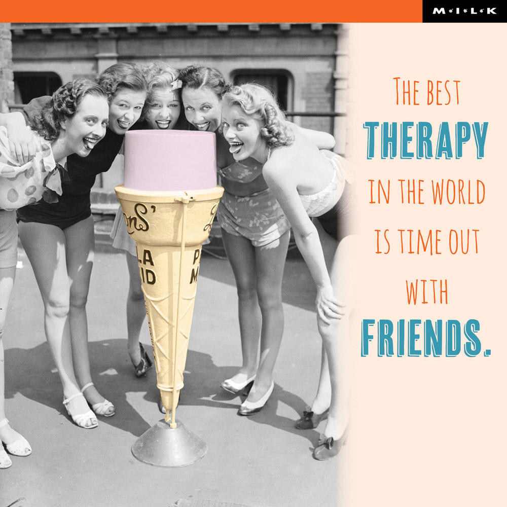 Best Therapy In The World Birthday Greeting Card