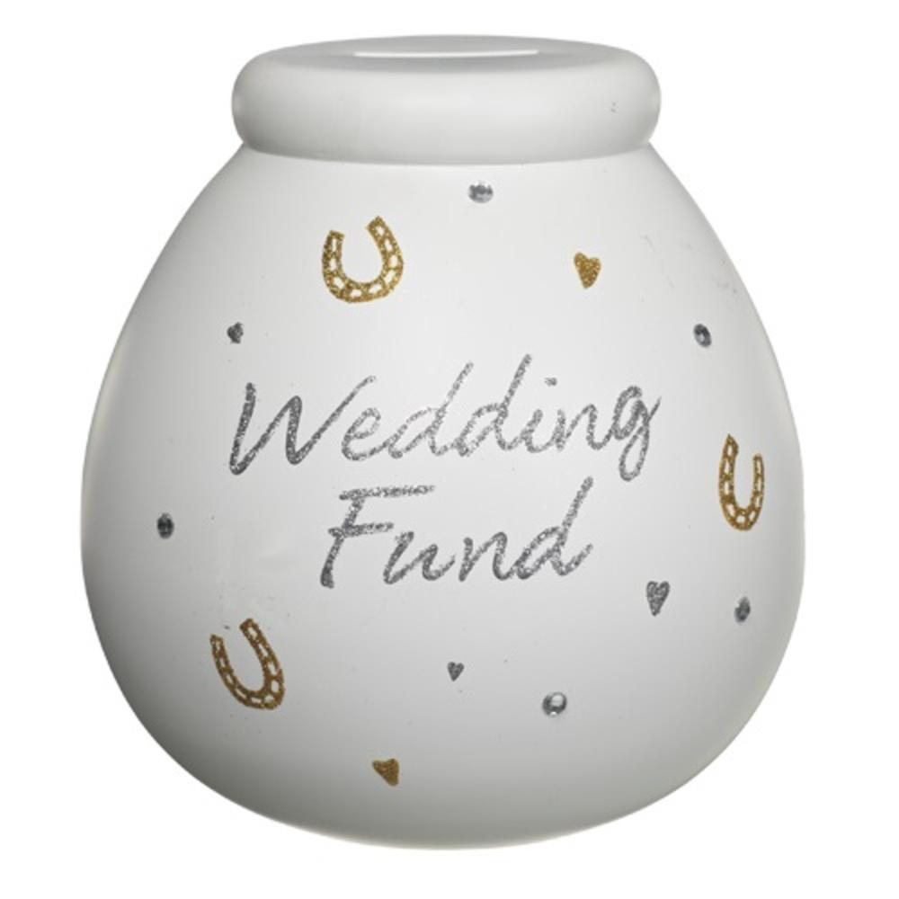 Wedding Fund Pot of Dreams Engagement Gift