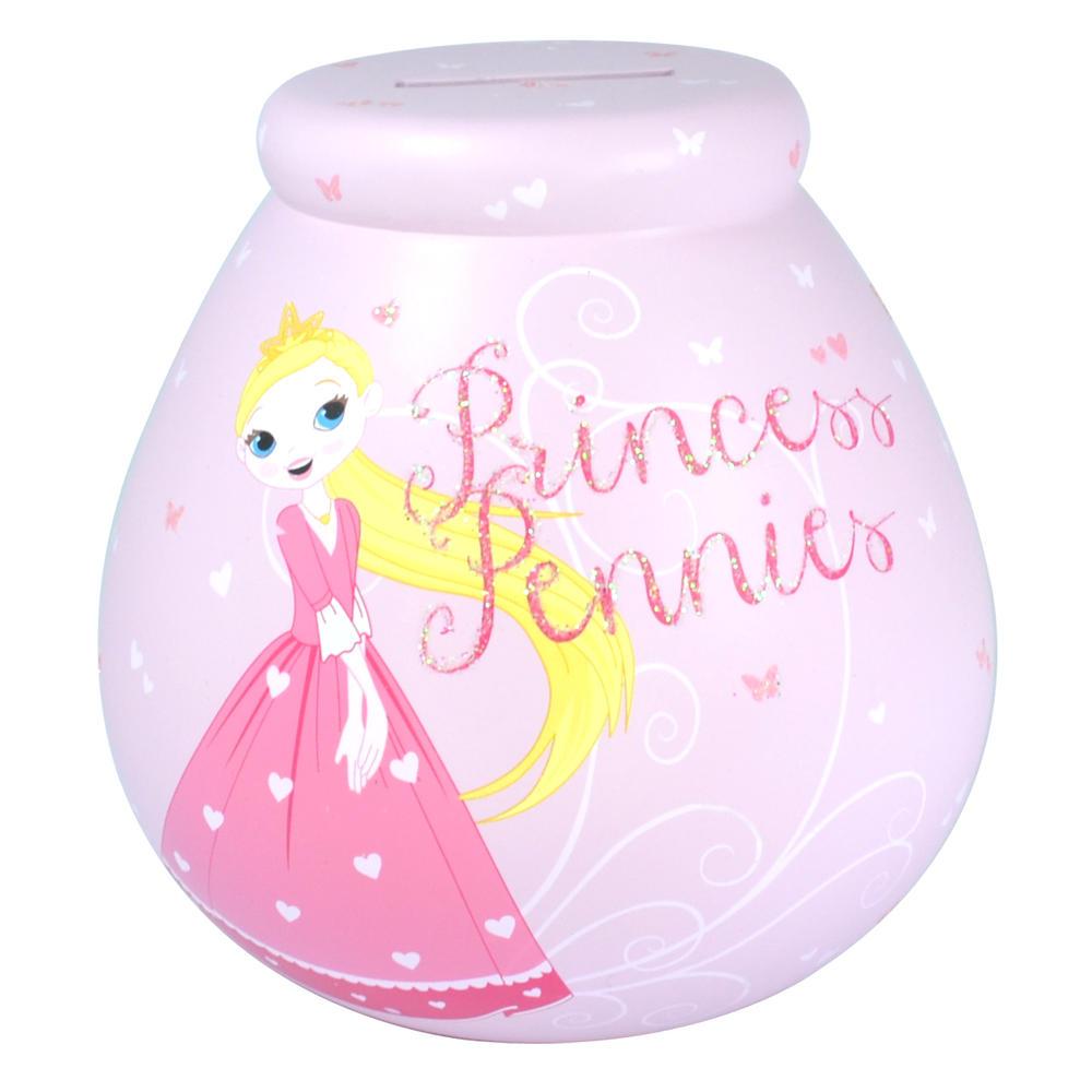 Princess Pennies Pots of Dreams Money Pot
