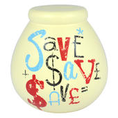 Save Save Pots of Dreams Money Pot