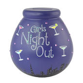 Girls Night Out Pots of Dreams Money Pot