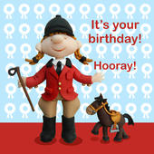 It's Your Birthday Children's Birthday Card