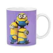 Minions Bob Kevin Stuart Ceramic Mug In Gift Box
