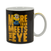 More Than Meets The Eye Ceramic Minion Mug In Gift Box