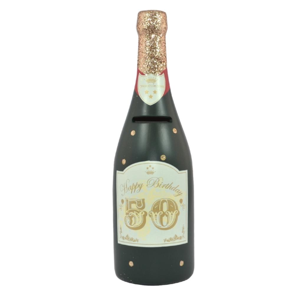 50th Birthday Bottle Of Dreams Champagne Money Bottles