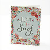 Pack of 10 Blank Note Cards