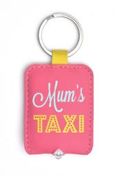 Mums Taxi LED Key Light Keyring