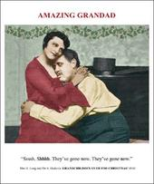 Amazing Grandad Funny Christmas Greeting Card