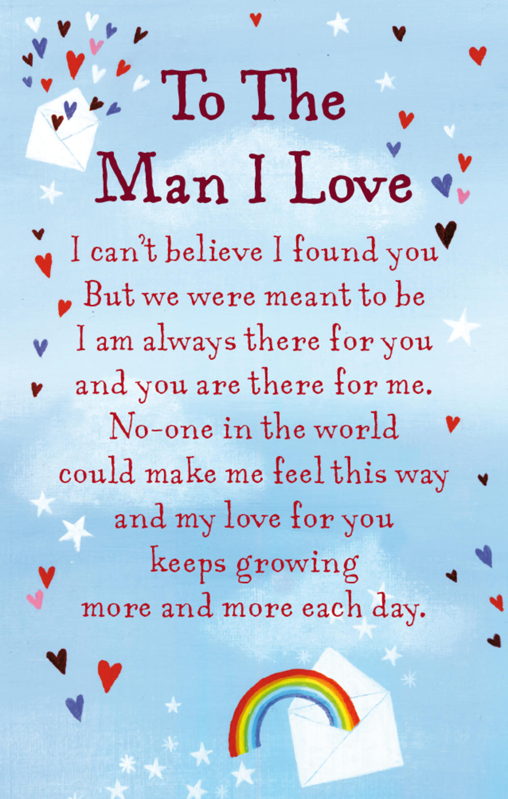To the man i love heartwarmers keepsake credit card envelope to the man i love heartwarmers keepsake credit card envelope m4hsunfo