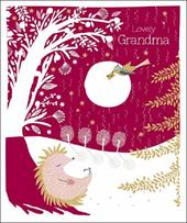 Lovely Grandma Emma Grant Christmas Greeting Card