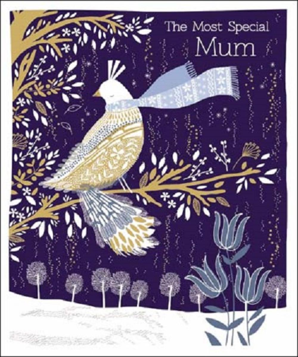Most Special Mum Emma Grant Christmas Greeting Card