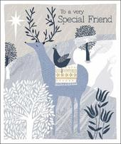Special Friend Emma Grant Christmas Greeting Card