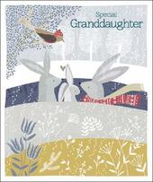 Special Granddaughter Emma Grant Christmas Greeting Card