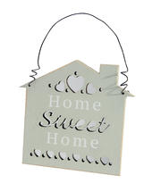 Home Sweet Home Hanging Plaque Gift