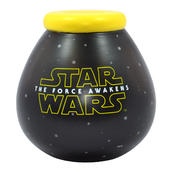 Star Wars The Force Awakens Black Money Pot