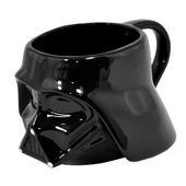 Star Wars 3D Darth Vader Shaped Character Mug In A Gift Box