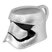Star Wars 3D Captain Phasma Shaped Character Mug In A Gift Box