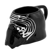 Star Wars 3D Kylo Ren Shaped Character Mug In A Gift Box