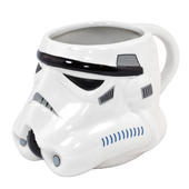 Star Wars 3D Stormtrooper Shaped Character Mug In A Gift Box